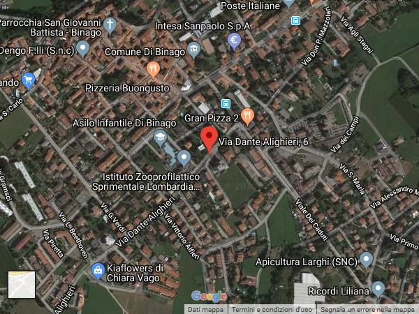 Sede di Varese Binago